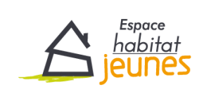 logo espace habitat jeunes